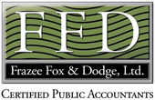 Little Rock, AR Accounting Firm | Privacy Policy Page | Frazee, Fox & Dodge, Ltd.