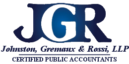 Pleasant Hill, CA Accounting Firm | Subscribe To Our Newsletter Page | Johnston, Gremaux & Rossi, LLP