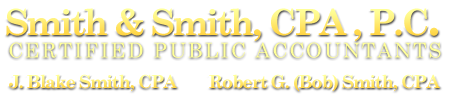Cary, NC CPA Firm | Previous Newsletters Page | Smith & Smith, CPA, P.C.